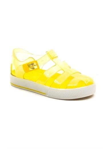 İgor Unısex Plaj Sandalet Sarı